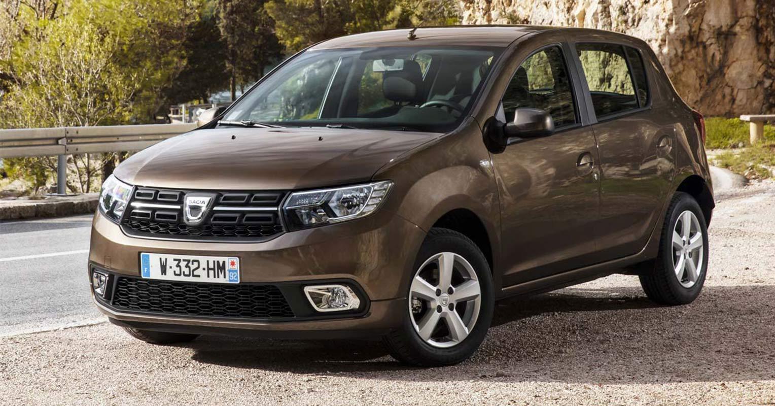 Dacia Sandero 2018