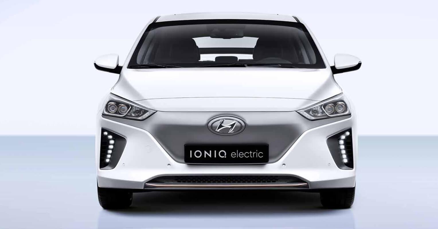 Hyundai Ioniq eléctrico 2018