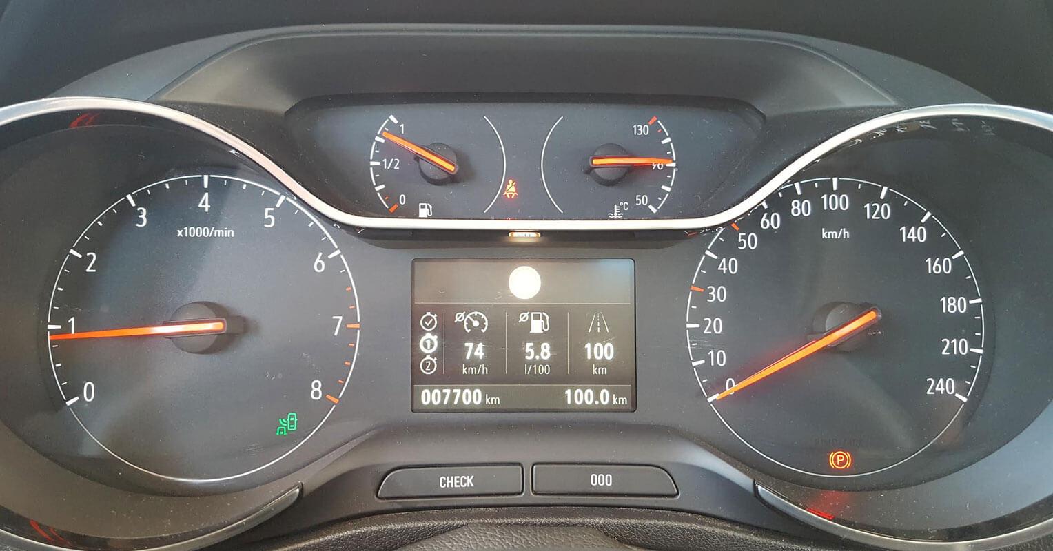 Velocímetro Opel
