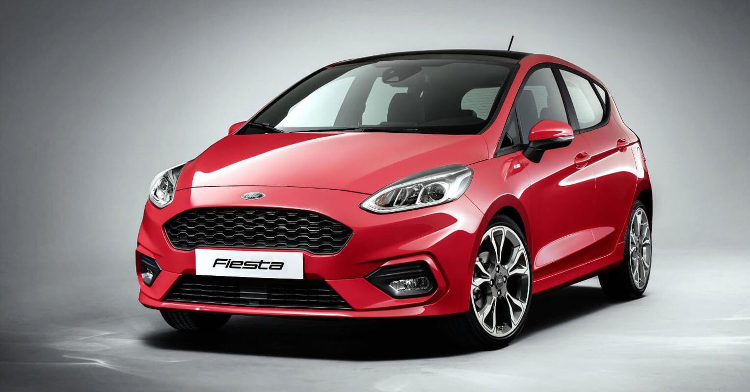 coches por 15.000 euros Ford Fiesta