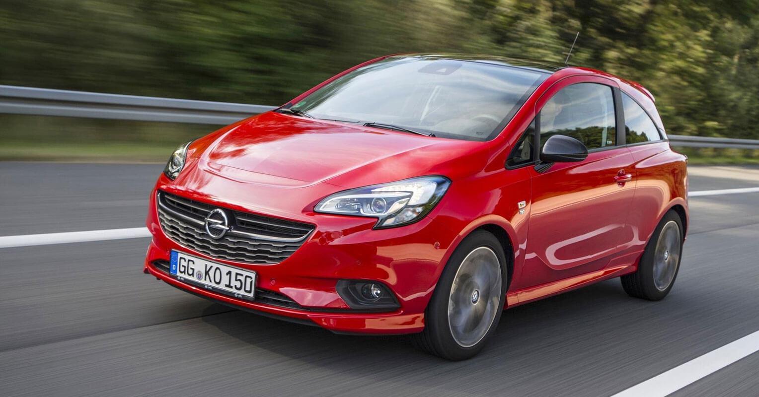 Opel Corsa 10 coches más vendidos de 2017
