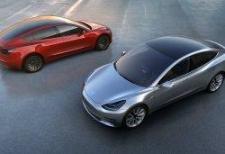 Tesla Model 3: características, fecha y precios