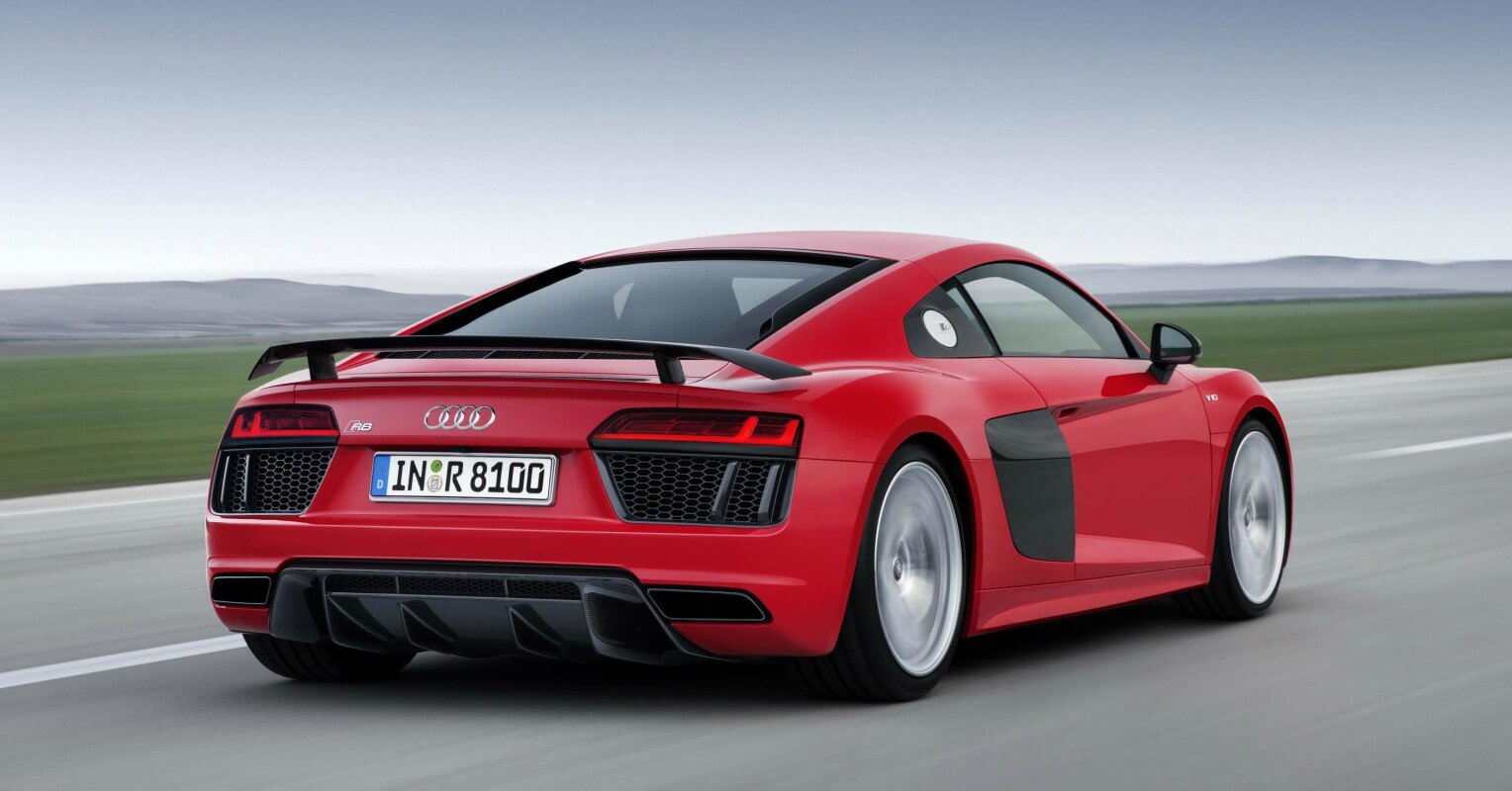 Audi R8 Android Auto