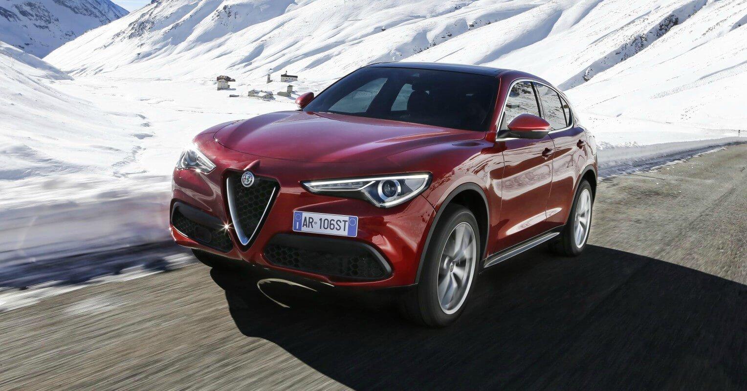 Coches de 2017 Alfa Romeo Stelvio