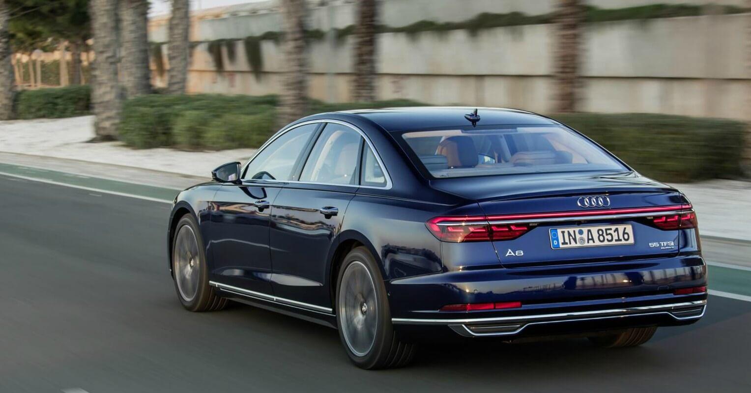 Sedán avanzados Audi A8