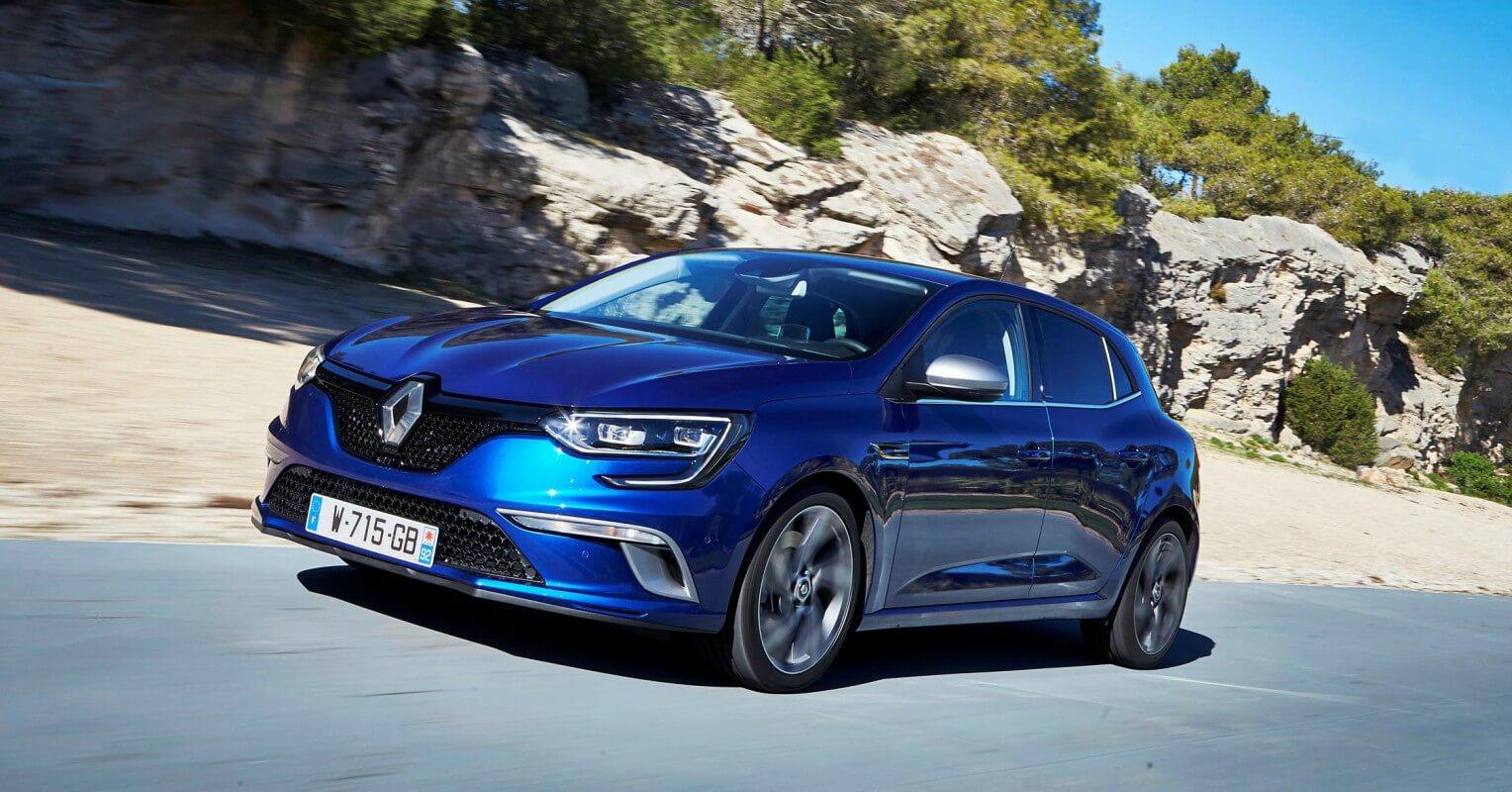 Renault Megane 10 coches más vendidos de 2017