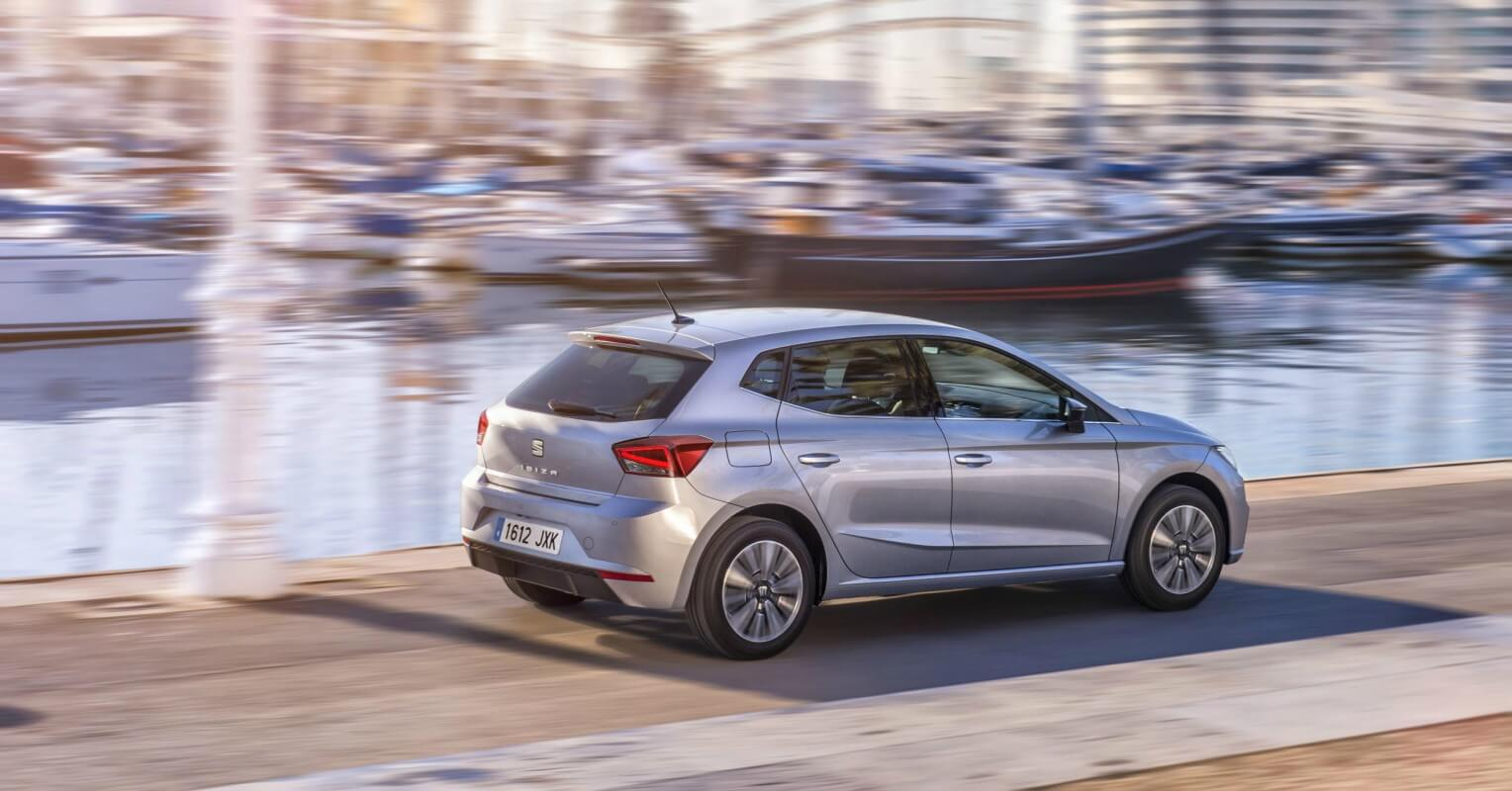 SEAT Ibiza 10 coches más vendidos de 2017