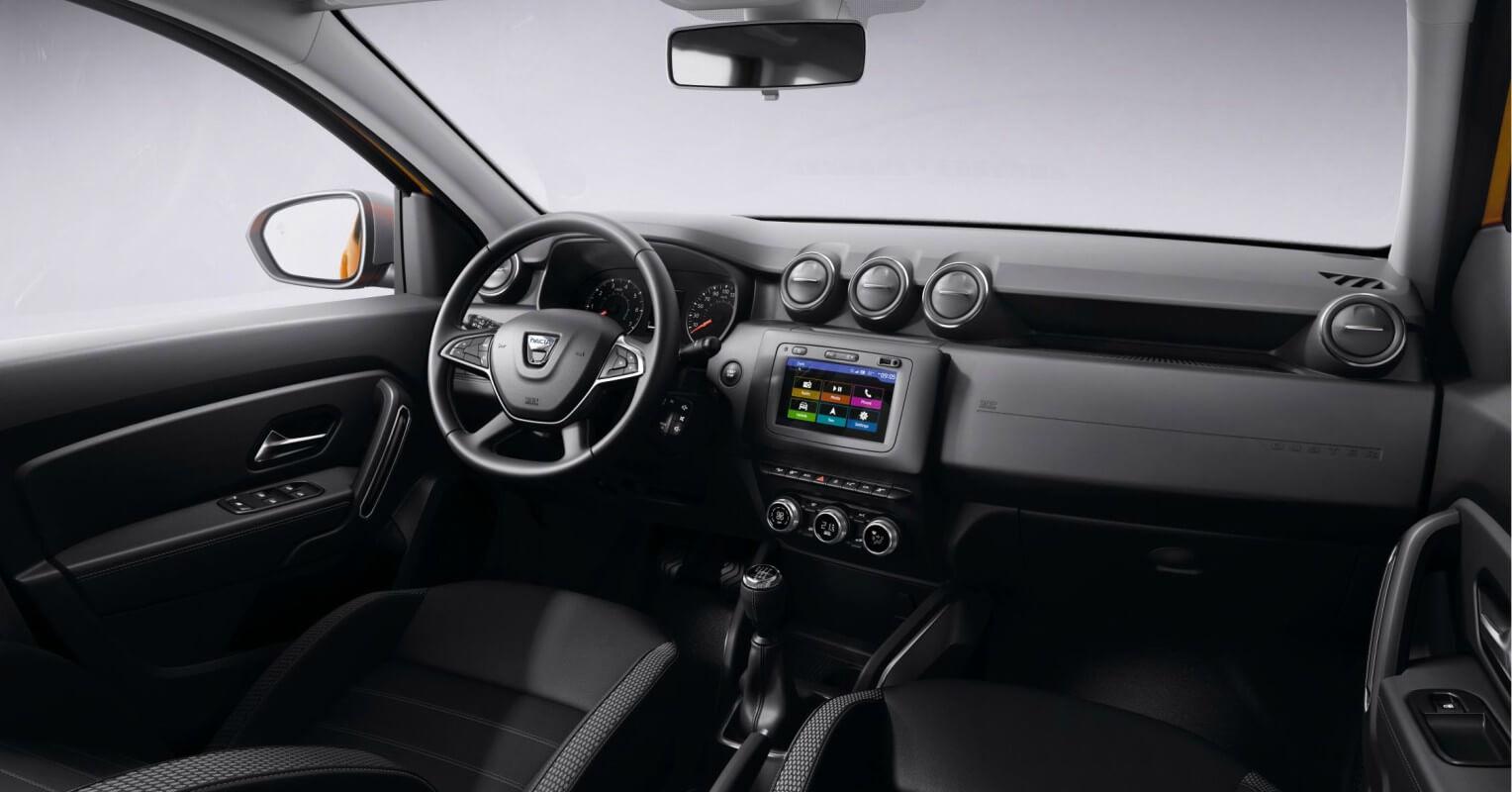 Nuevo Dacia Duster