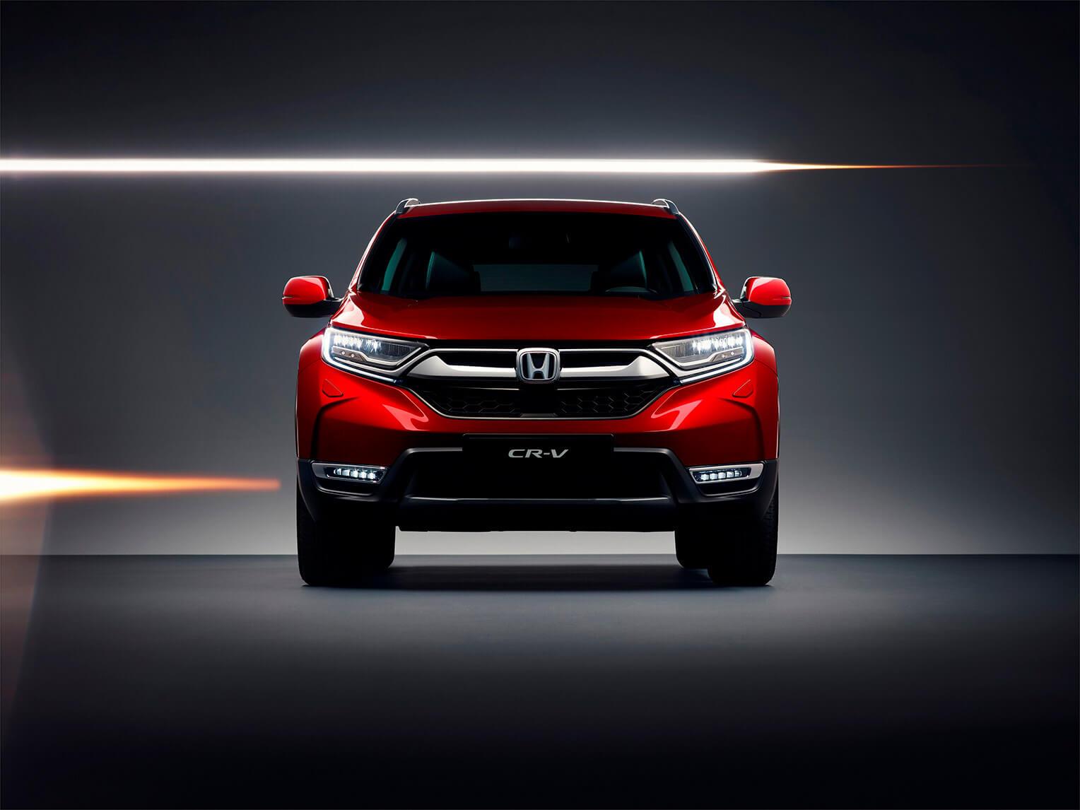 Honda CR-V 2018 frontal