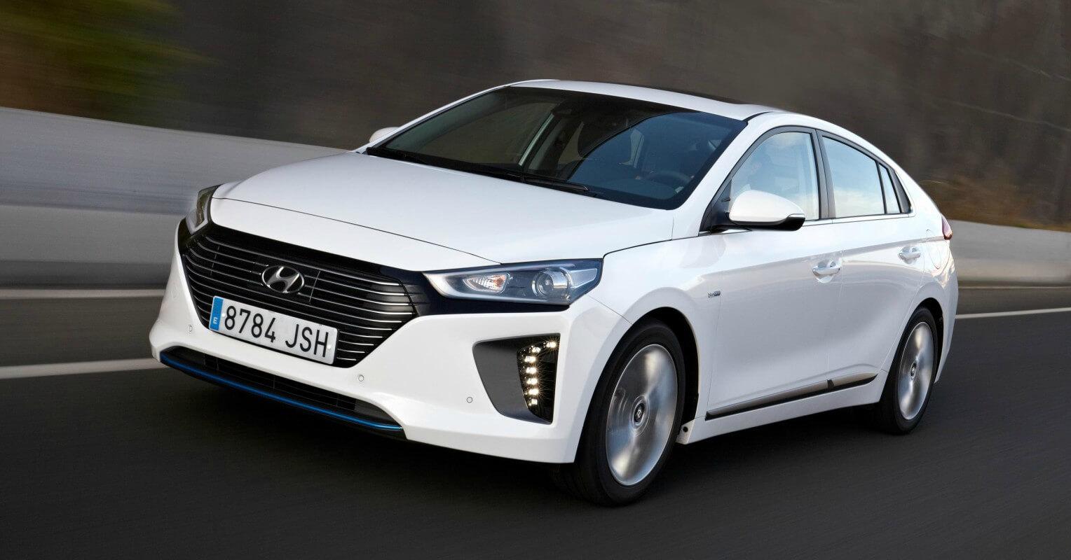 Hyundai Ioniq, también con descuento