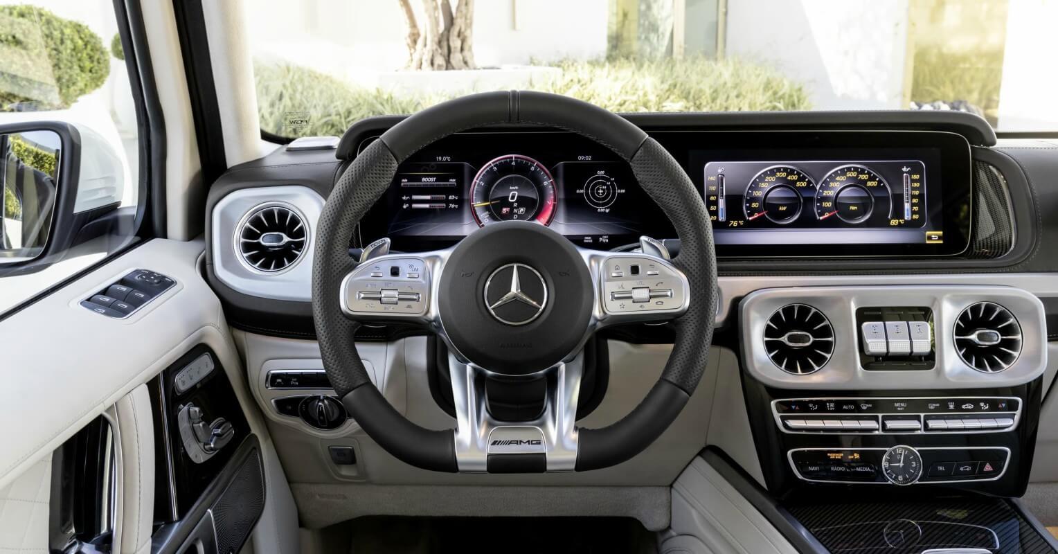 Mercedes AMG G 63