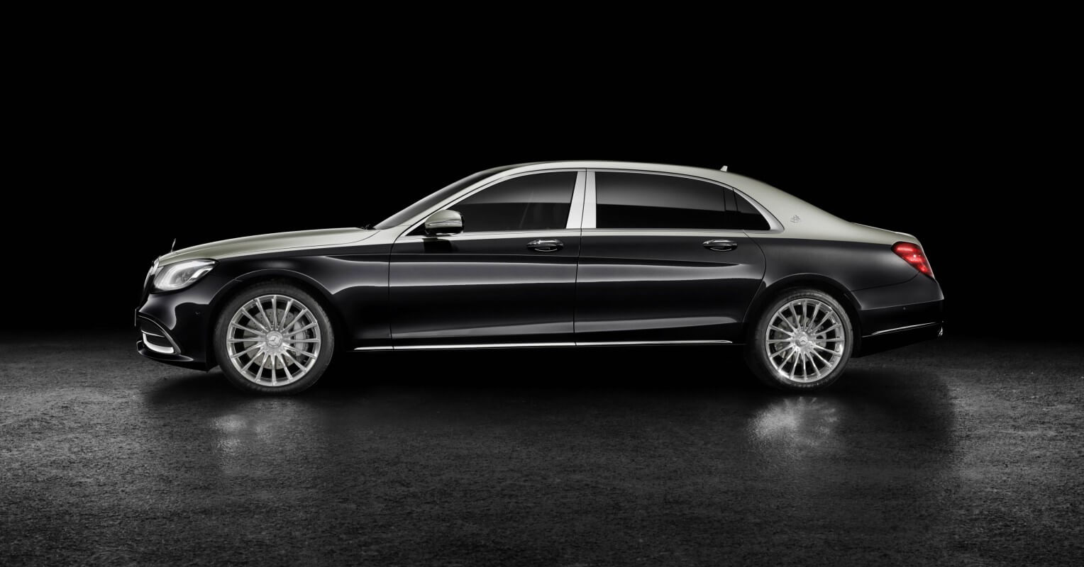 Mercedes-Maybach Clase S