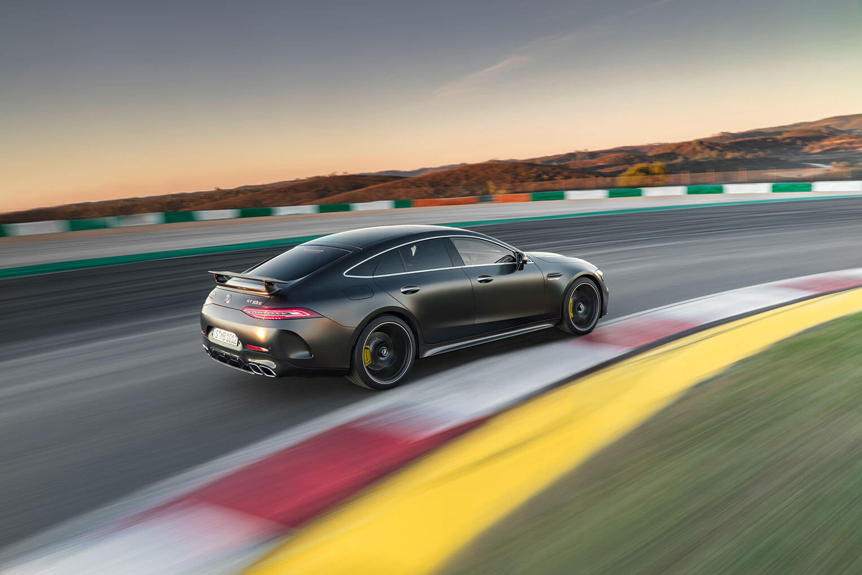 Mercedes-AMG GT circuito