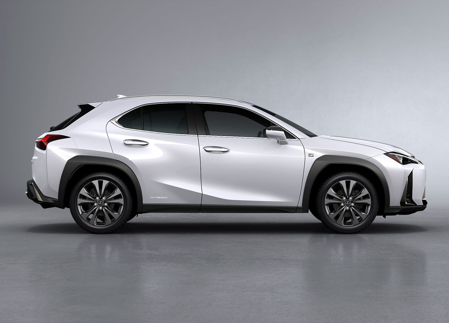 Lexus UX 2018 lateral