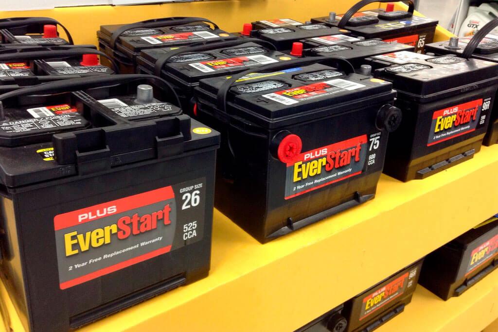 bateria nueva