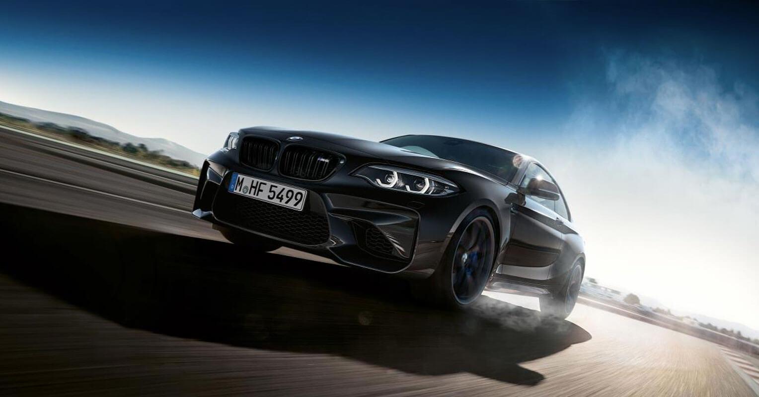 BMW M2 Coupé Black Shadow