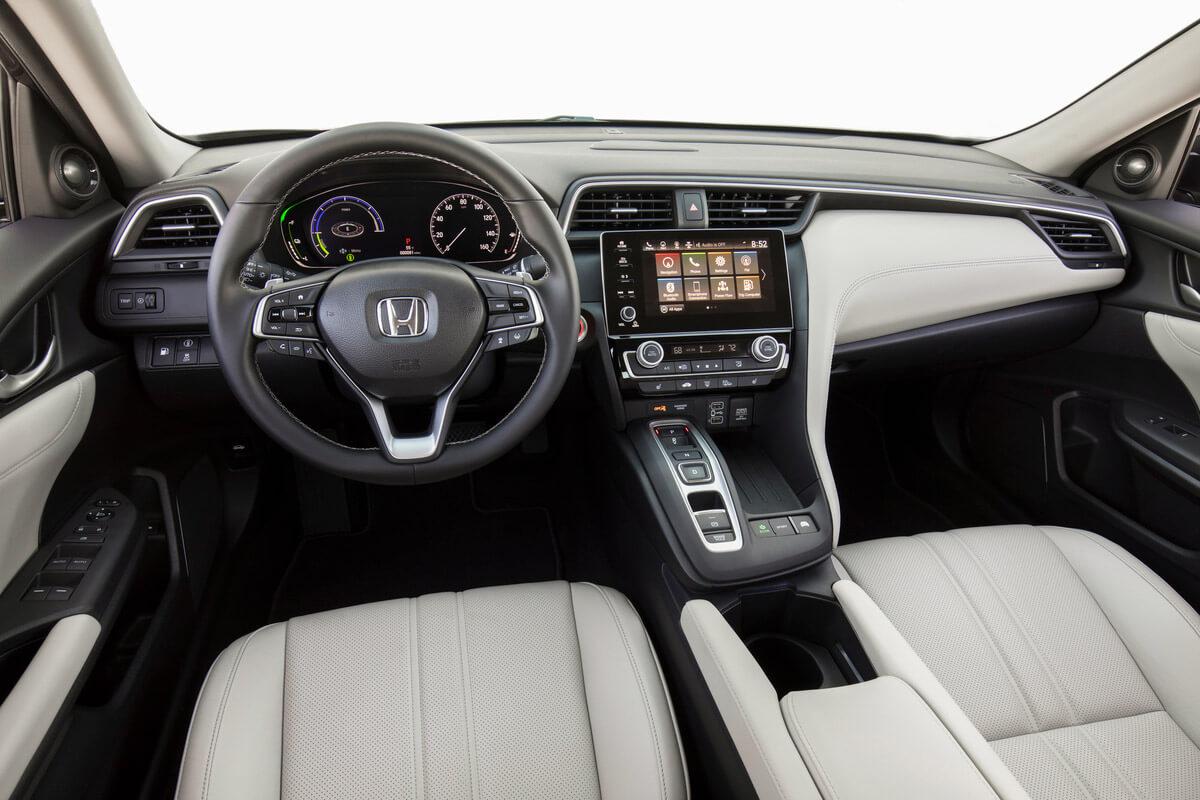 Honda Insight 2019 interior