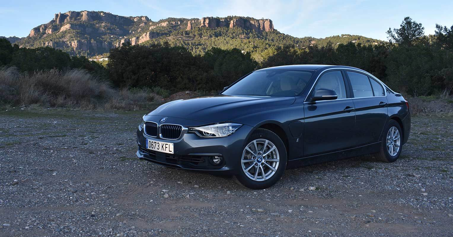 BMW 330e iPerformace