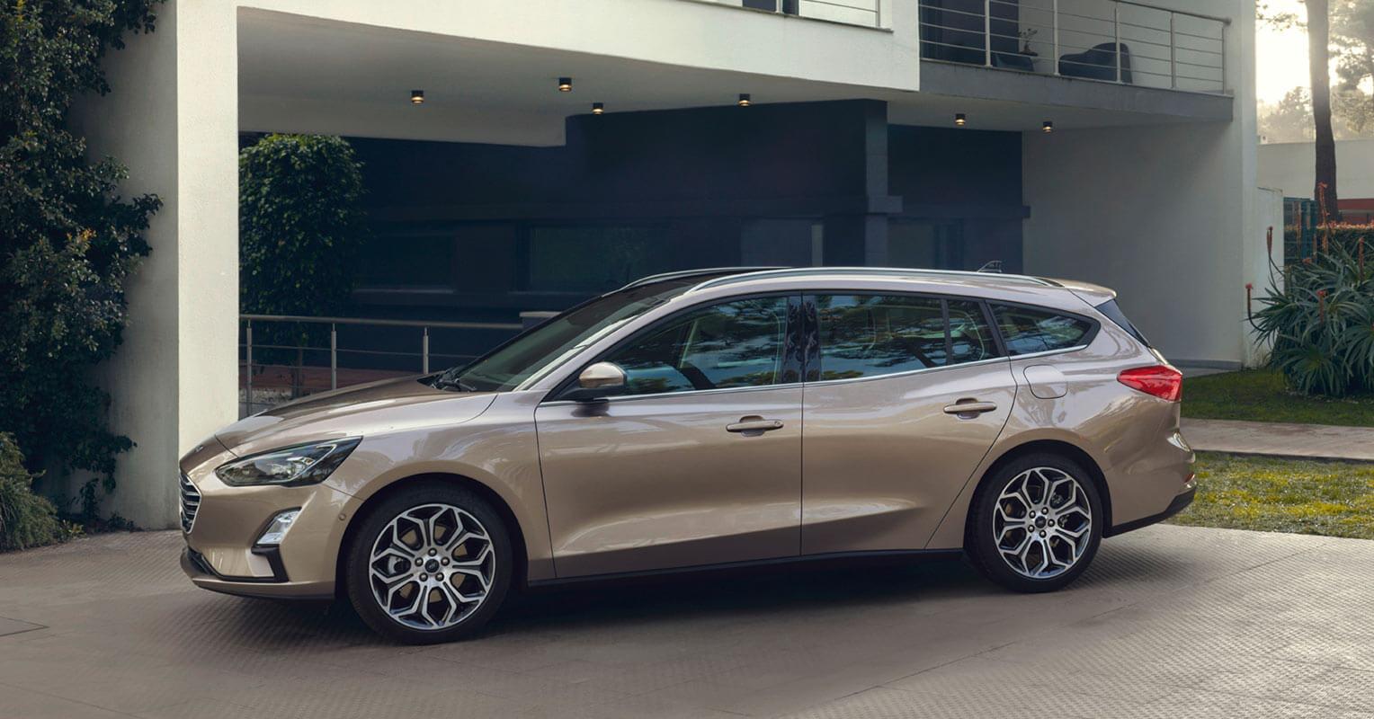 Ford Focus 2019 wagon
