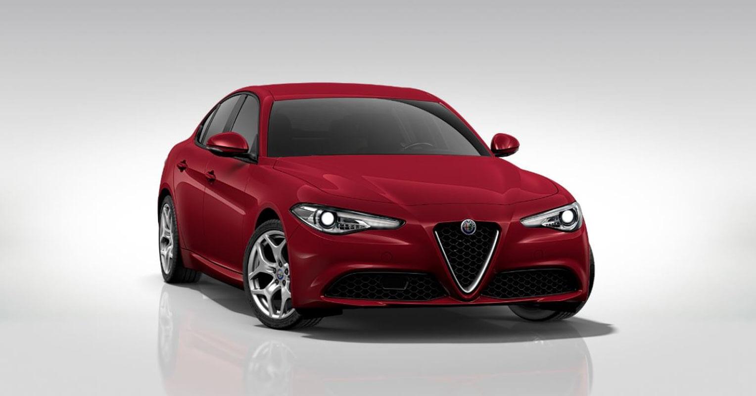Los 8 rivales del Opel Insignia Grand Sport - Alfa Romeo Giulia