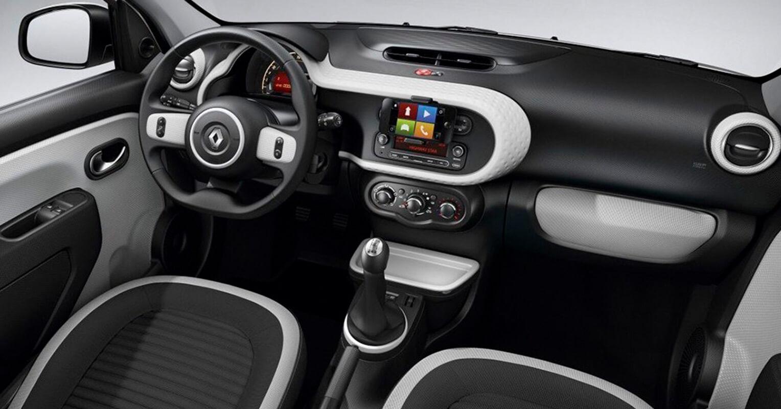 Renault Twingo 2018 interior