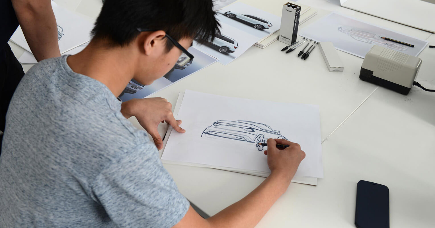 Diseño del Skoda Karoq descapotable
