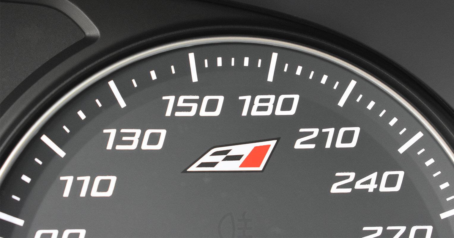 Instrumentación del SEAT León ST Cupra 300