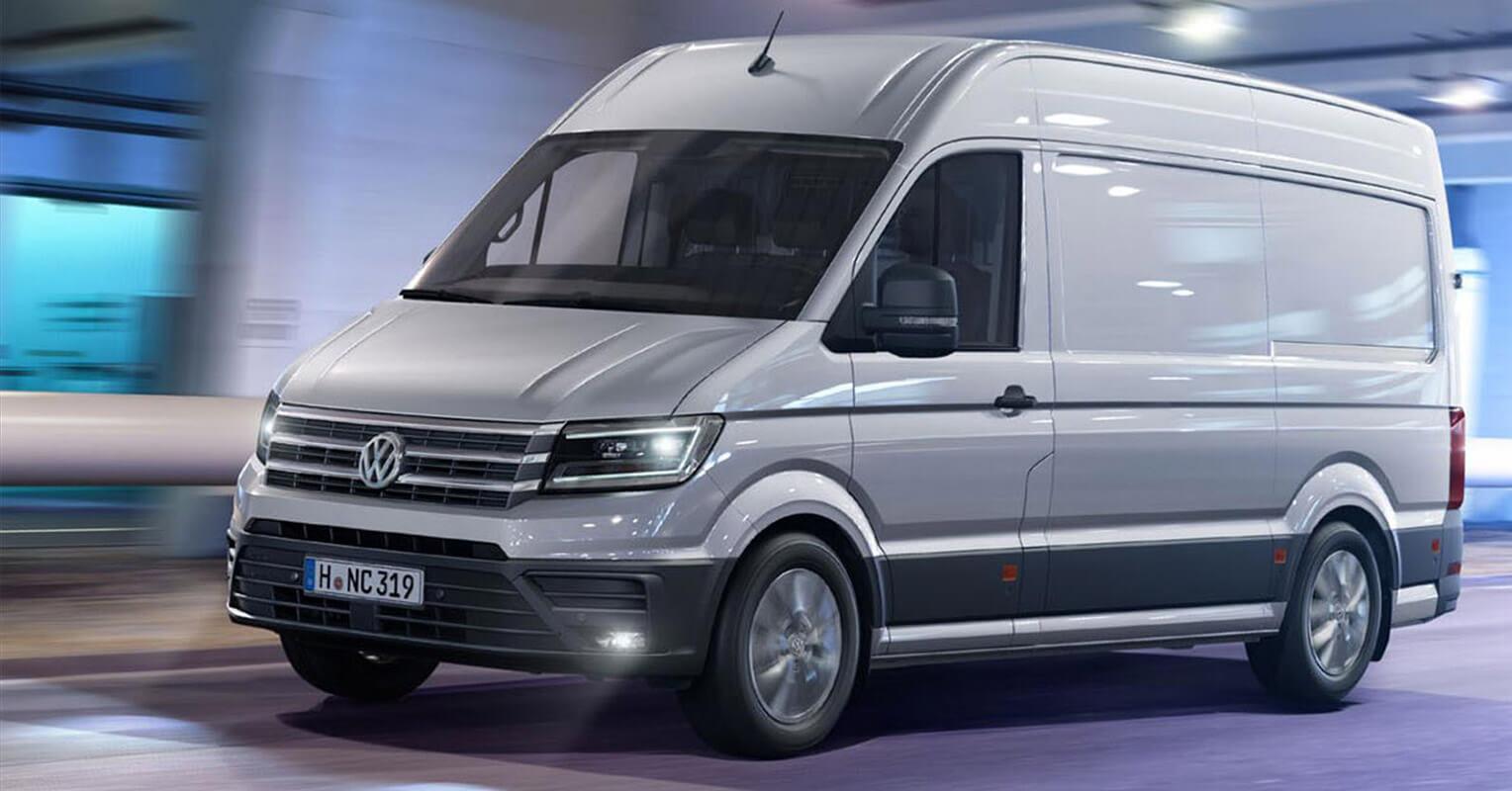 Volkswagen Crafter 2018