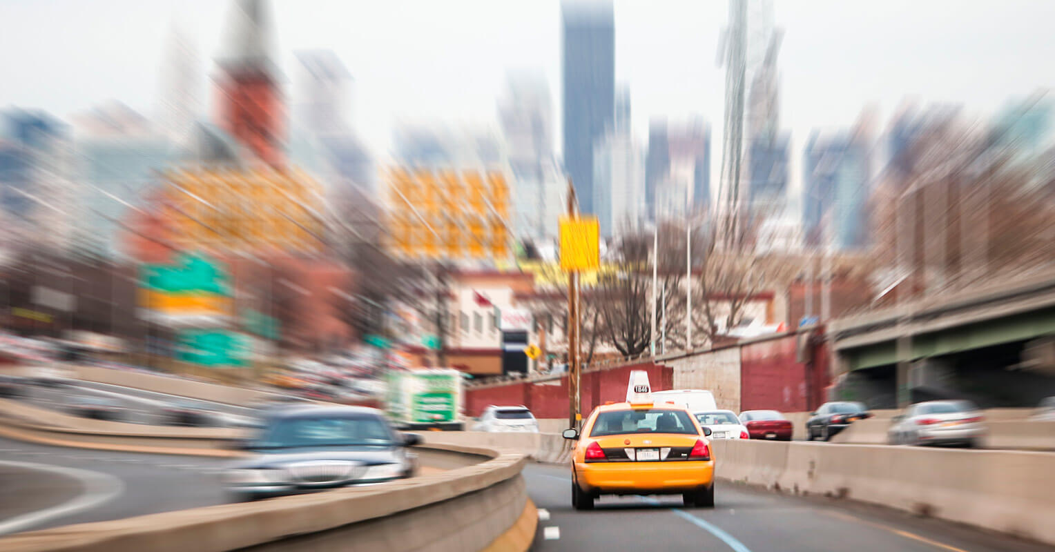 Nueva York taxi