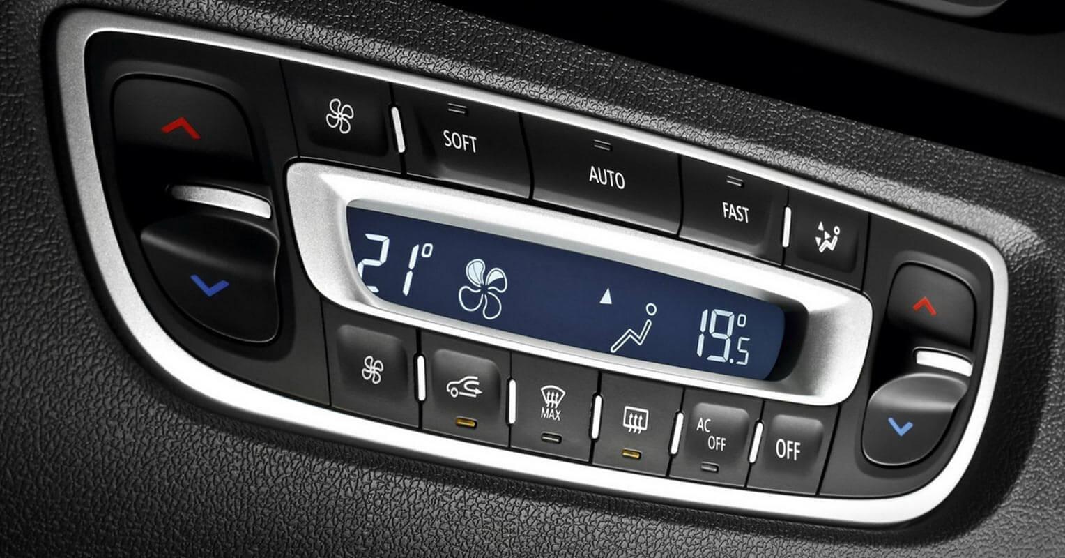 Climatizador automático