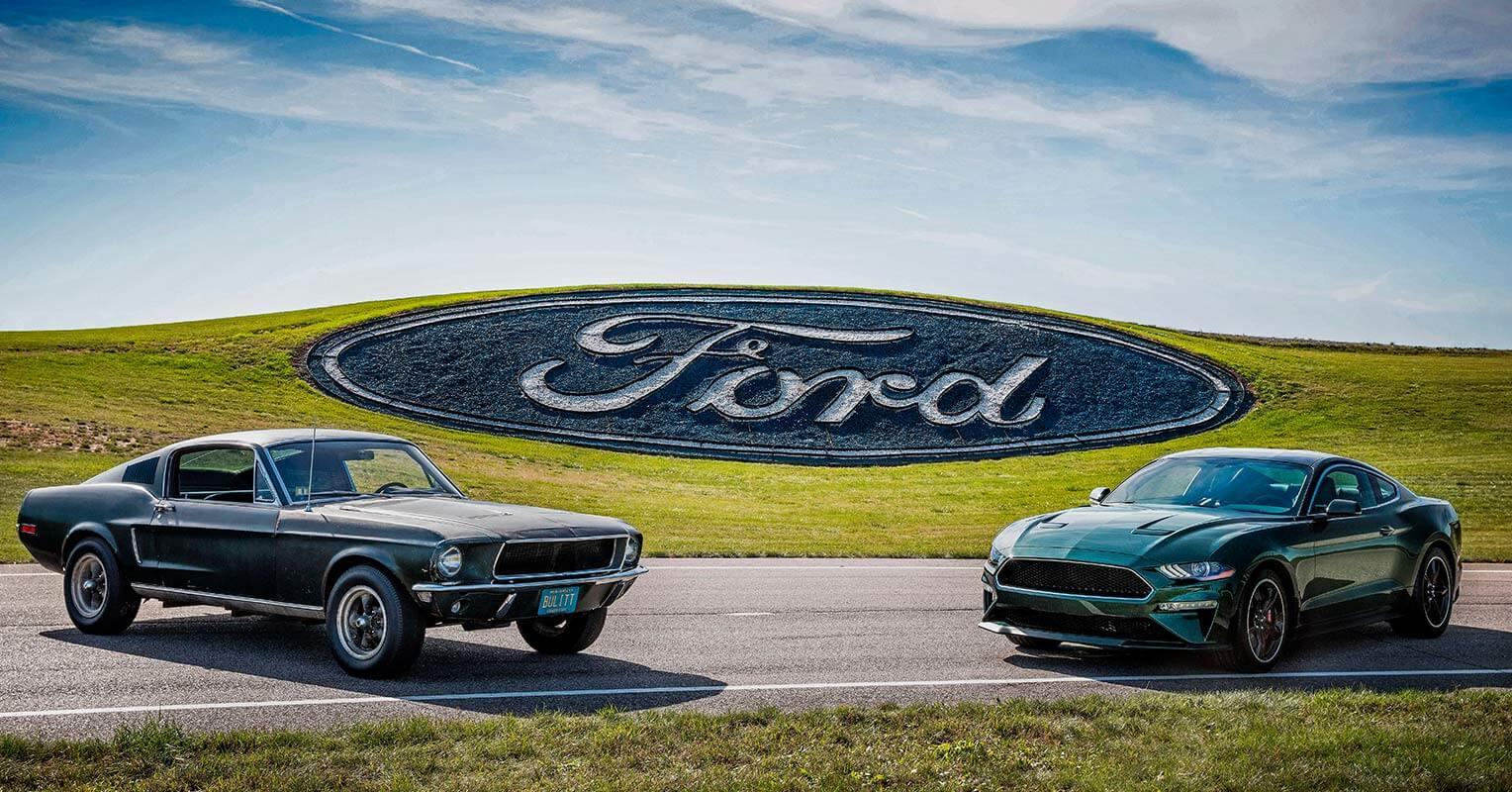 Ford Mustang Bullitt 50th