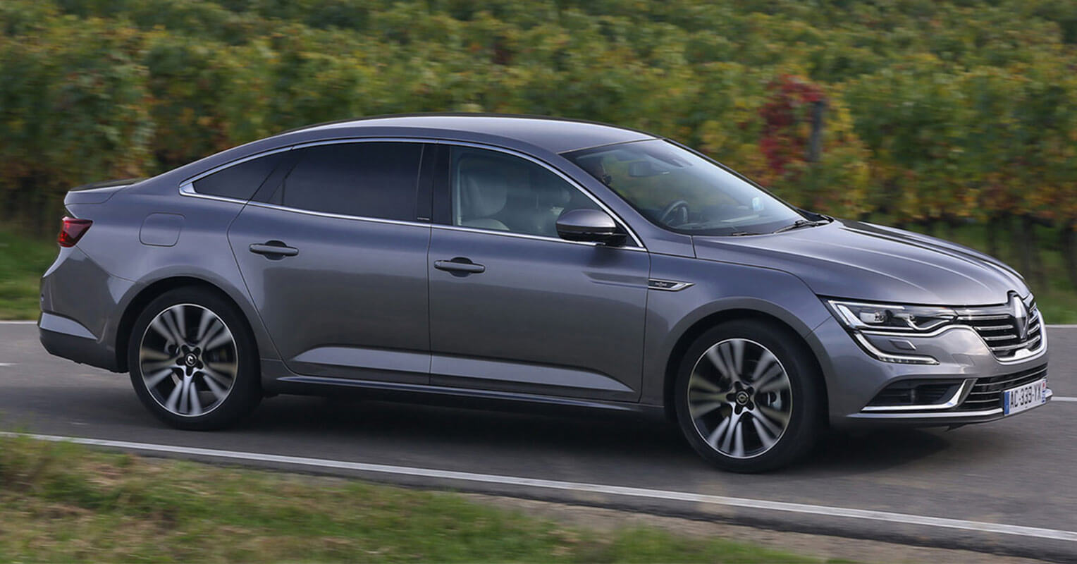 Renault Talisman 2018