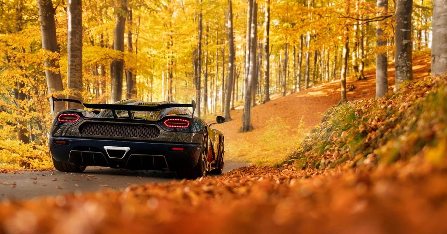 Michelin Koenigsegg