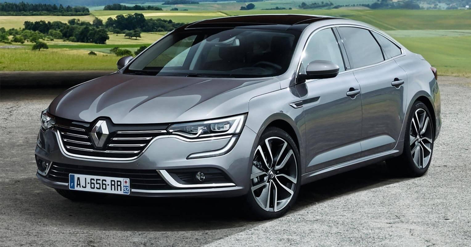 Los 8 rivales del Opel Insignia Grand Sport - Renault Talisman