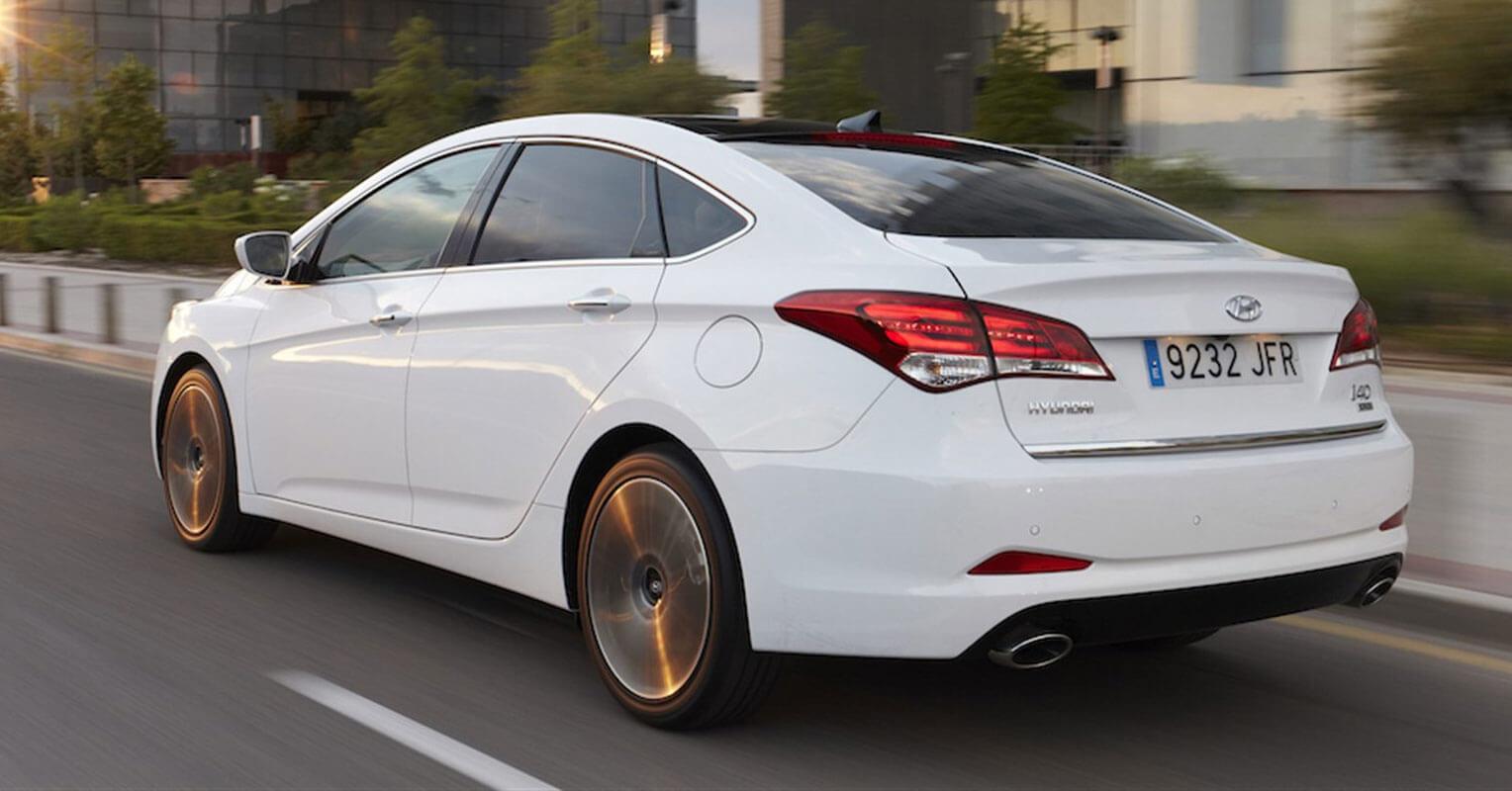 Los 8 rivales del Opel Insignia Grand Sport - Hyundai i40