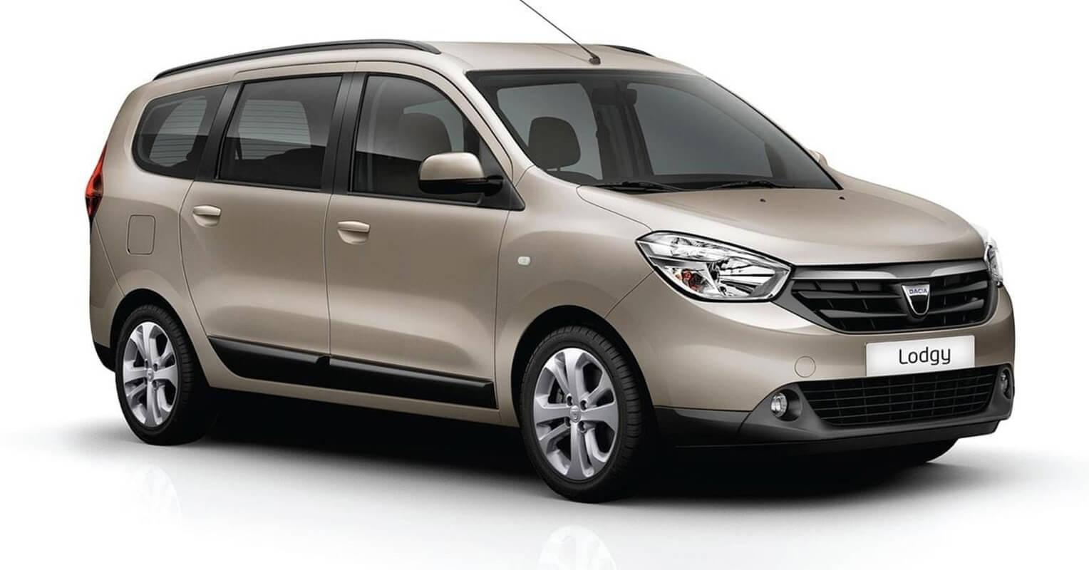 Dacia Lodgy 2018