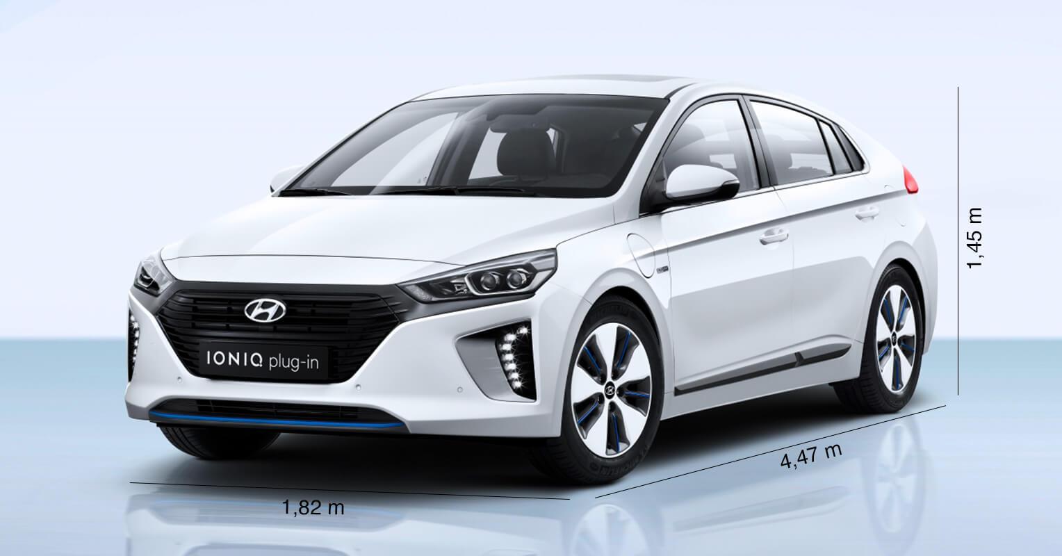 Hyundai Ioniq Medidas