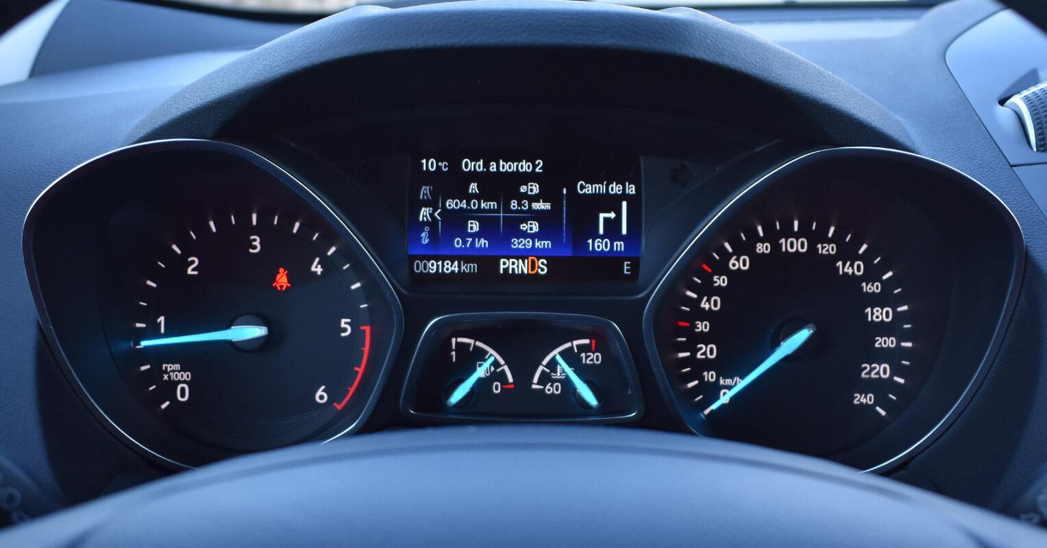 Cuadro de instrumentación Ford Kuga 2018