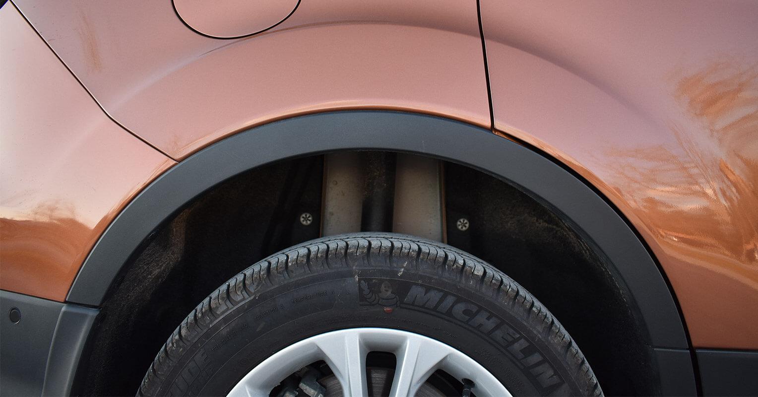 Pasos de rueda Ford Kuga 2018