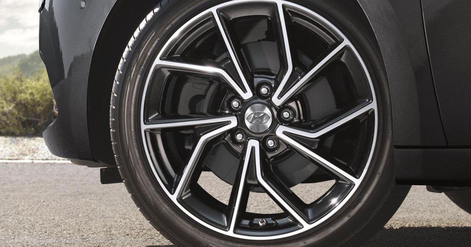 Llanta de aleación del Hyundai i40 2019