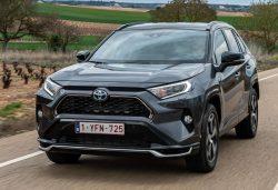 Toyota RAV 4 Plug-in: características, fecha y precios