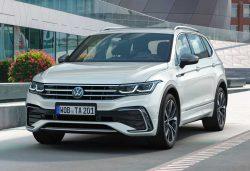 Volkswagen Tiguan Allspace 2021: características y precios