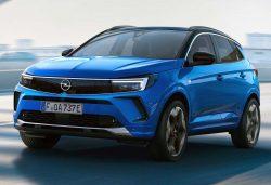 Opel Grandland 2022: características, fecha y precios