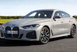 BMW Serie 4 Gran Coupé 2022: características y precios