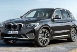 BMW X3 2022: características, fecha y precios