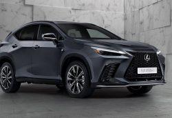 Lexus NX 2022: características, fecha y precios