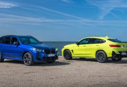 BMW X3 M y X4 M Competition: características, fecha y precios
