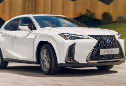 Lexus UX 250H 2022: características, fecha y precios
