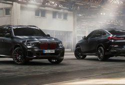 BMWX5 y X6 Black Vermilion edition: características y precios