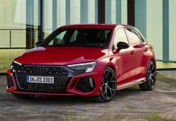 Audi RS 3 2022: características, fecha y precios
